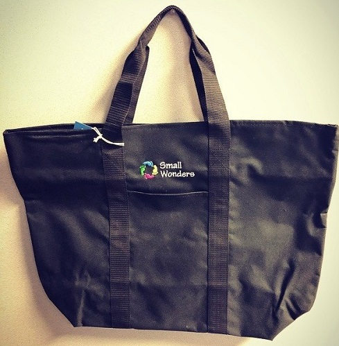 Small Wonders Tote Bag