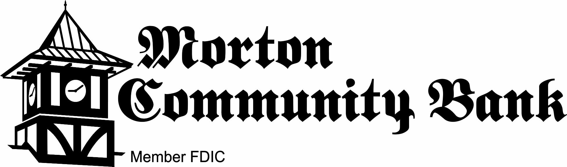 Morton Community Bank logo